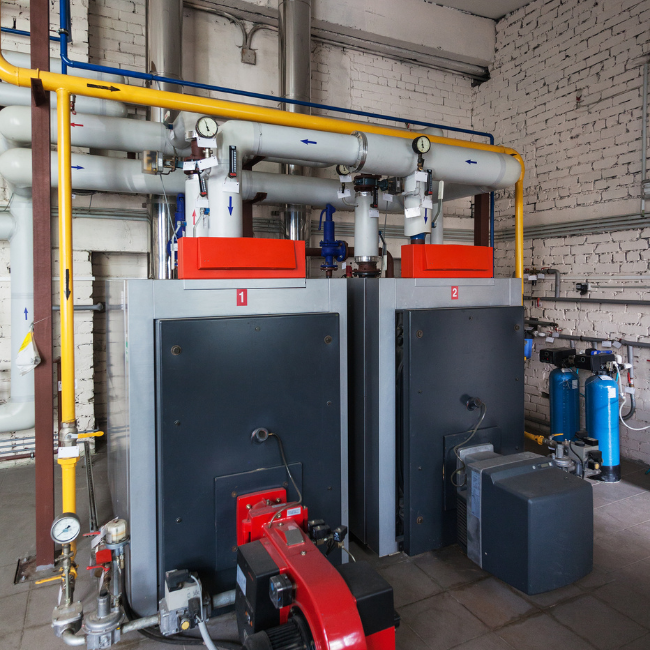 commercial boiler inspection UK