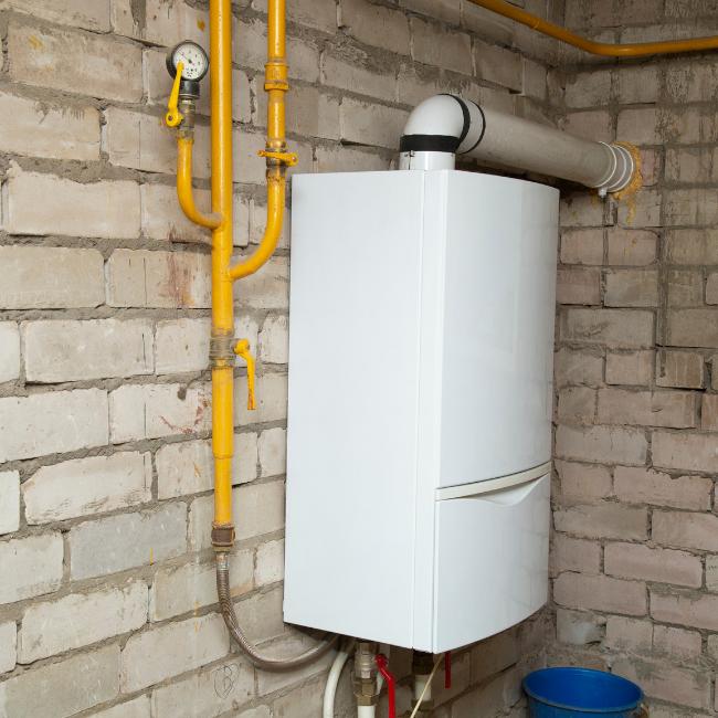 gas safety certificate inspection Boiler UK