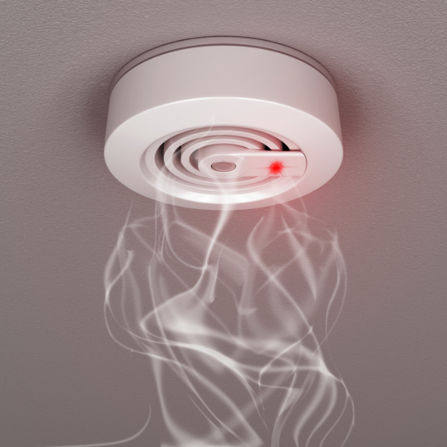 Smoke Alarm Certificate Test UK
